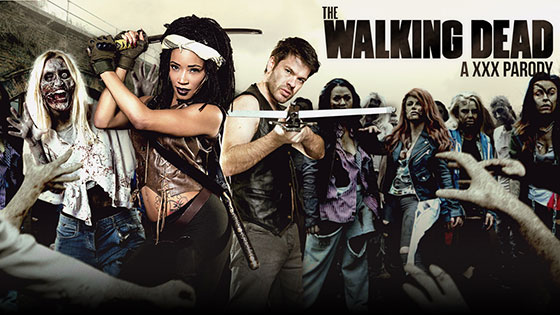 DigitalPlayground The Walking Dead XXX Türkçe Altyazılı Porno Parodi