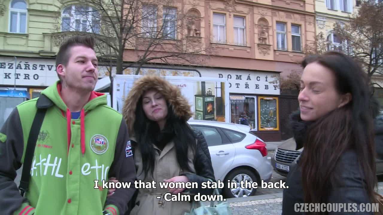 Czech Couples 17 Şu Tatlı Sevgilini Satmaya Utanmadın Mı Türkçe Altyazı Part 2 720p HD izle