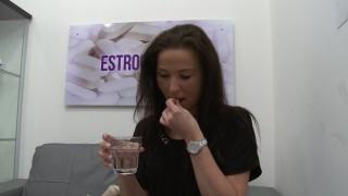 Czech Estronogelit 13 Bu İlaç Sandra'nın Dermanı Oldu Türkçe Altyazılı Porno
