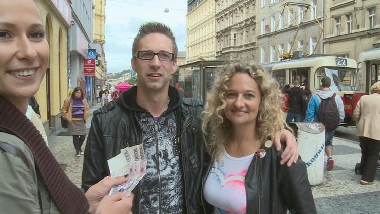 Czech Couple Türkçe
