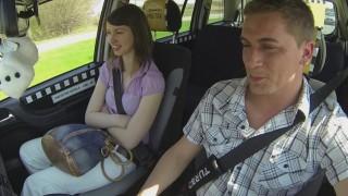 Czech Taxi 4 Hatun Takside Rahatlamak İstiyor Türkçe Altyazılı