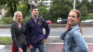 Czech Couples 23 Genç Çifti Ayartıp Kızları Takas Yapıyorlar Türkçe Altyazılı