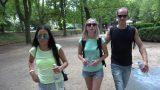 Czech Couples 27 Yolda Buldukları Turist Çiftle Şişe Çevirmece Oynuyorlar Türkçe Altyazılı Porno