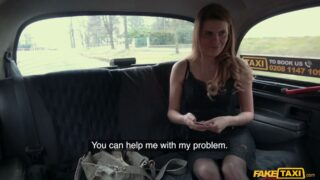 FakeTaxi Takside Üstünü Değiştiren Verona Azgın Taksiciye Hayır Diyemiyor Türkçe Altyazılı Porno